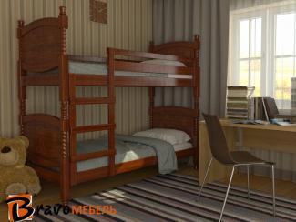 Детская кровать Валерия - Мебельная фабрика «Bravo Мебель»