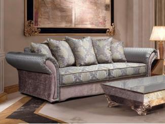 Диван прямой Версаль - Мебельная фабрика «Заславская»