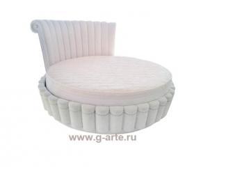 Кровать Круглая 11 - Мебельная фабрика «Джокондо арте»