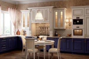 Кухня Луксор - Мебельная фабрика «Гармония мебель»