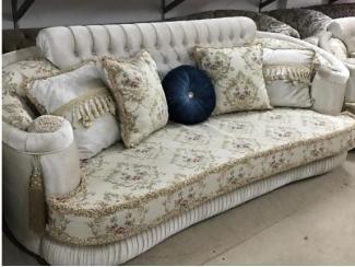 Диван прямой Бенедикт - Мебельная фабрика «Жалия»