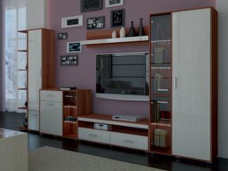 Модульная гостиная Камелия - Мебельная фабрика «Феникс»