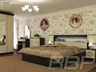 Спальный гарнитур «Бася» - Мебельная фабрика «ВВР»