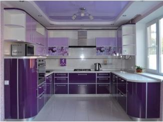Кухня МДФ пластик - Мебельная фабрика «Крокус»