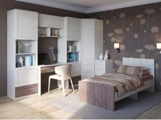 Мебель для детской Мальвина 9 - Мебельная фабрика «Кентавр 2000»