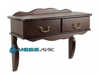 Консоль настенная Берже 20  - Мебельная фабрика «Мебелик»