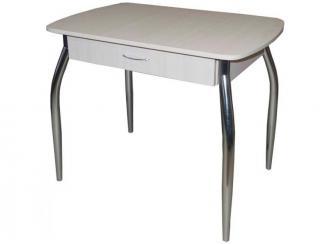 Обеденный стол с ящиком Комфорт 1 - Мебельная фабрика «Эксперт»