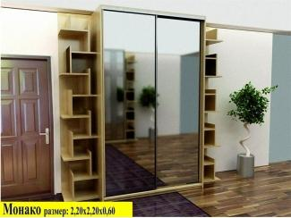 Шкаф Монако  - Мебельная фабрика «Мебликон»