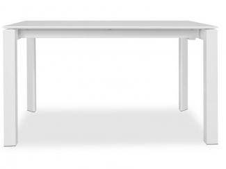Стол деревянный Mario 140 White