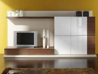 Гостиная стенка дизайнерская - Изготовление мебели на заказ «Мега»