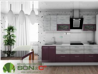 Кухонный гарнитур «Риф» - Мебельная фабрика «SON&C»