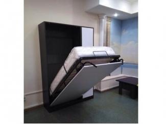 Автоматическая шкаф-кровать МИЛА-1 - Мебельная фабрика «Деталь Мастер»