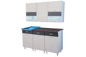 Кухня Мария МДФ - Мебельная фабрика «Мебельный Арсенал»