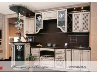 Кухня Аллегро массив - Мебельная фабрика «Симкор»