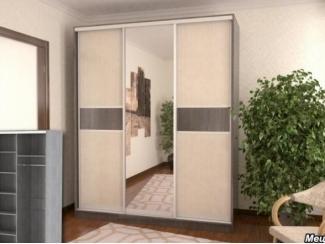 Большой шкаф-купе Меценат 3 - Мебельная фабрика «Элна»