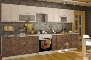 Кухонный гарнитур Глобус  - Мебельная фабрика «Славные кухни (ИП Ларин В.Н.)»