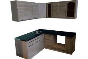 Угловая кухня - Мебельная фабрика «Колпинская мебель»
