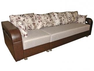 Прямой евро-диван Барон 2 - Мебельная фабрика «Васалов»