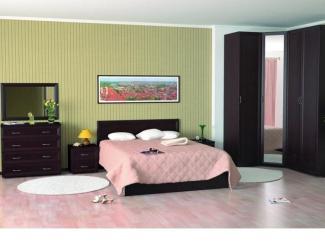 Спальный гарнитур Береста 1 - Мебельная фабрика «Волхова»