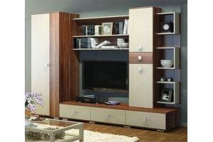 Гостиная Ангелина - Мебельная фабрика «Лев Мебель»