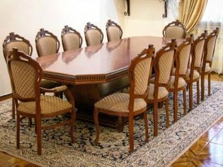 Обеденная группа - Изготовление мебели на заказ «Демидов А.», г. Краснодар