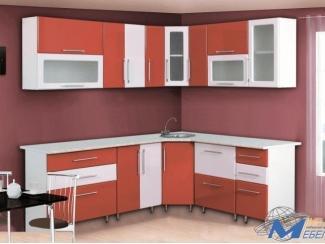 Угловая кухня Ника - Мебельная фабрика «Мир Мебели»