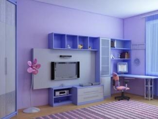 Детская 5 - Мебельная фабрика «Вяз-элит»
