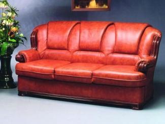 Диван прямой Леон - Мебельная фабрика «Вист»