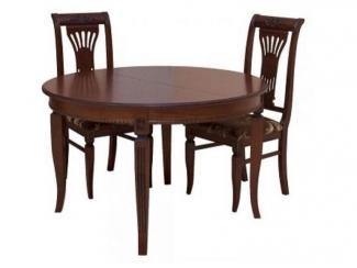Обеденная группа с круглым столом - Мебельная фабрика «Шанс»