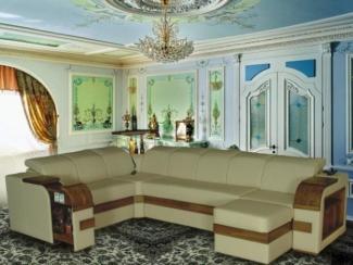 Диван угловой «Барон 2» - Мебельная фабрика «Дария»