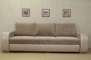 Диван Престиж прямой - Мебельная фабрика «Люкс Холл»