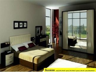 Спальня Валенсия  - Мебельная фабрика «Мебликон»