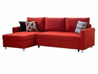 Красный диван Трансформер  - Импортёр мебели «CОMMODA (Китай, Таиланд)», г. Москва