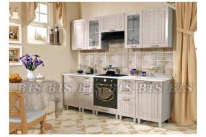 Кухня простая Прованс - Мебельная фабрика «BTS»
