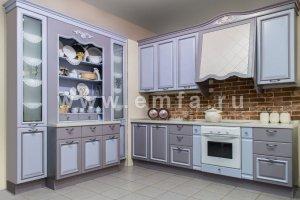 Классическая модель кухни Оливия (английский стиль) - Мебельная фабрика «Энгельсская (Эмфа)»
