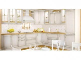 Белая кухня  MELA - Изготовление мебели на заказ «КА2design»