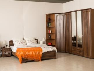 Спальня МДФ Глория - Мебельная фабрика «Мебелькомплект»