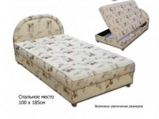 Кровать тахта с ящиком для белья - Мебельная фабрика «Атаир-Мебель»