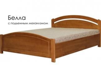 Кровать Бэлла - Мебельная фабрика «Массив»