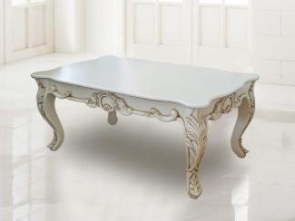 Стол резной - Мебельная фабрика «Алина-мебель»