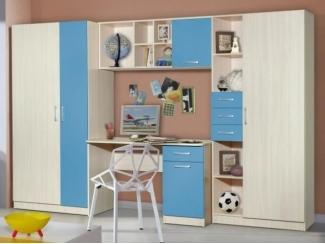 Модульная детская Симба  - Мебельная фабрика «Мебель-Маркет»