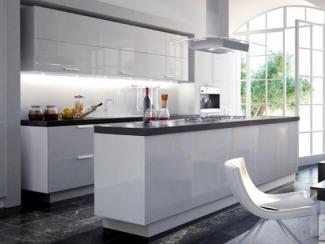 Кухонный гарнитур прямой Электра - Мебельная фабрика «PlazaReal»