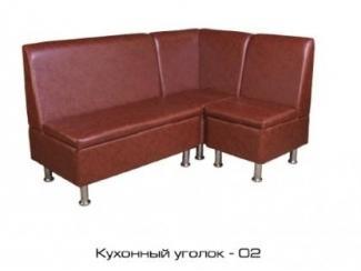 Кухонный уголок 02 - Мебельная фабрика «Архангельская фабрика мягкой мебели»