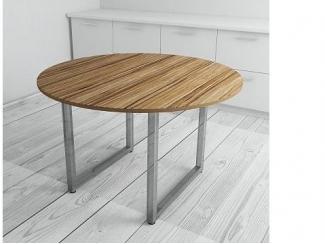 Стол круглый Вардек 2 - Мебельная фабрика «Кухни Вардек»