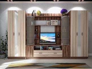 Гостиная Валенсия 3 - Мебельная фабрика «Дар», г. Пенза