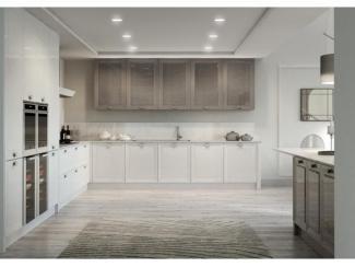Белая кухня Олимпия  - Импортёр мебели «Riboni Group (Италия)», г. Москва