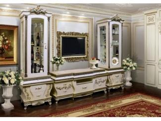 Горка в гостиную Анжелика - Мебельная фабрика «ЭдРу-М»