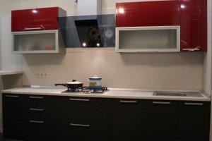 Прямая кухня Модерн - Мебельная фабрика «МиАн»
