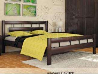 Кровать Сатори - Мебельная фабрика «Каприз»