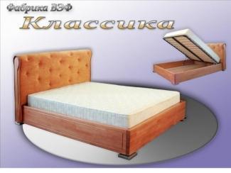 Кровать Классика - Мебельная фабрика «ВЭФ»